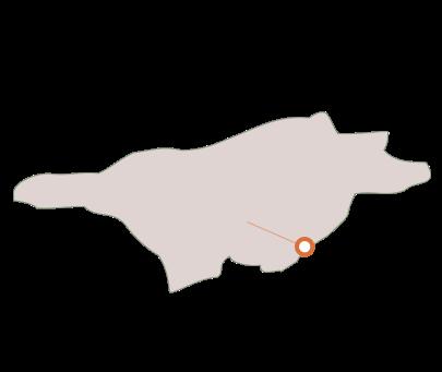 Georgien Karte
