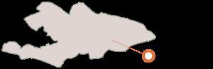 Kirgisistan Map