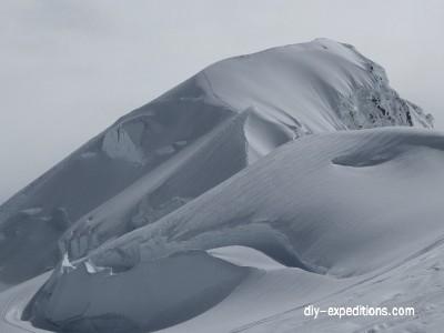 Hochstetter Dome, Tasman Glacier, New Zealand