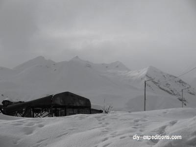 Caucasus, Georgia