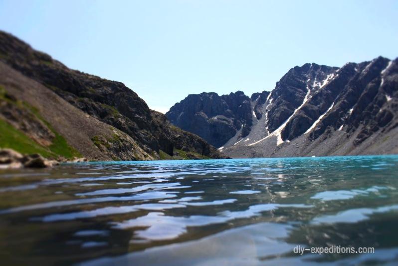 Kirgisistan Sommer