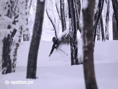 Ski Touring South Korea