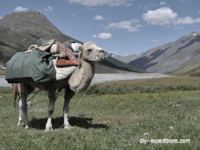 Mongolei Trekking Tour