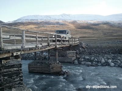 Mongolia Trekking Tour