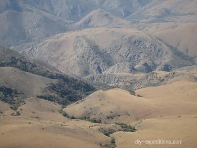 Trekking in Swasiland