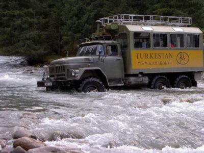 Trekking in Kirgisistan