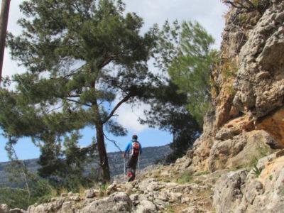 Trekking in Lebanon